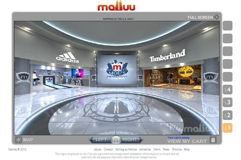 Centre d'achat virtuel