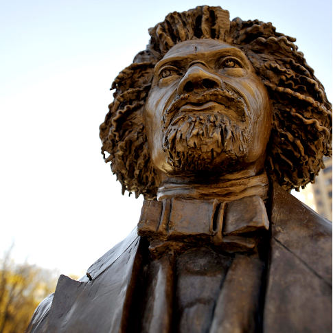Frederick Douglass Statue Frederick Douglass Bou...
