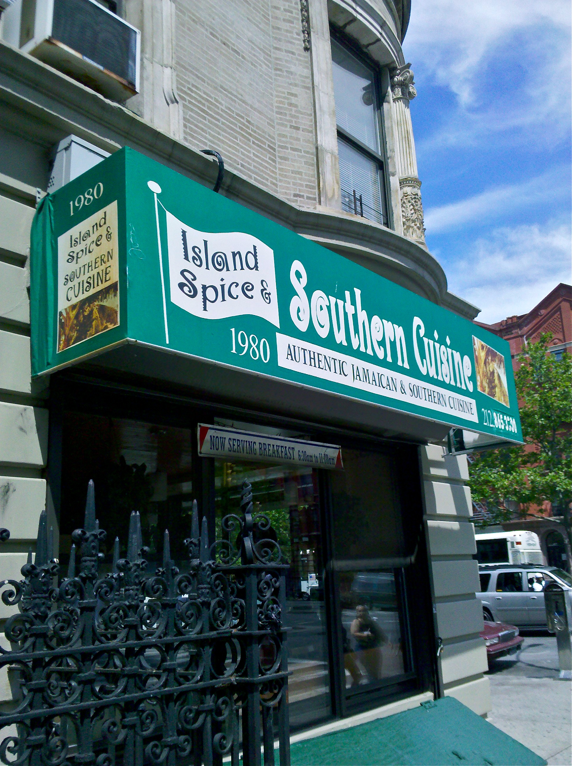 Island Spice &amp; Southern Cuisine HARLEM