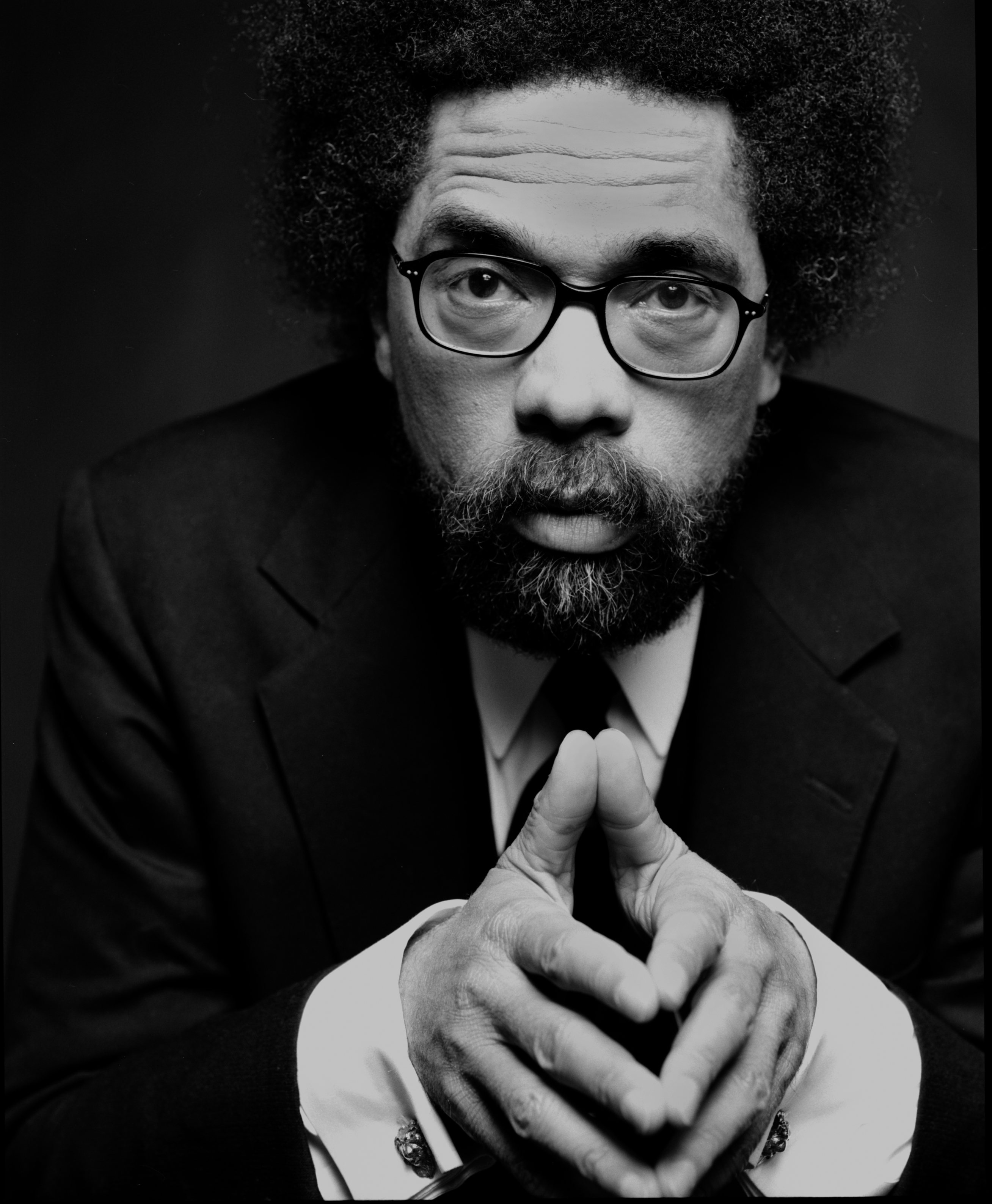 QUOTE:  Cornel West