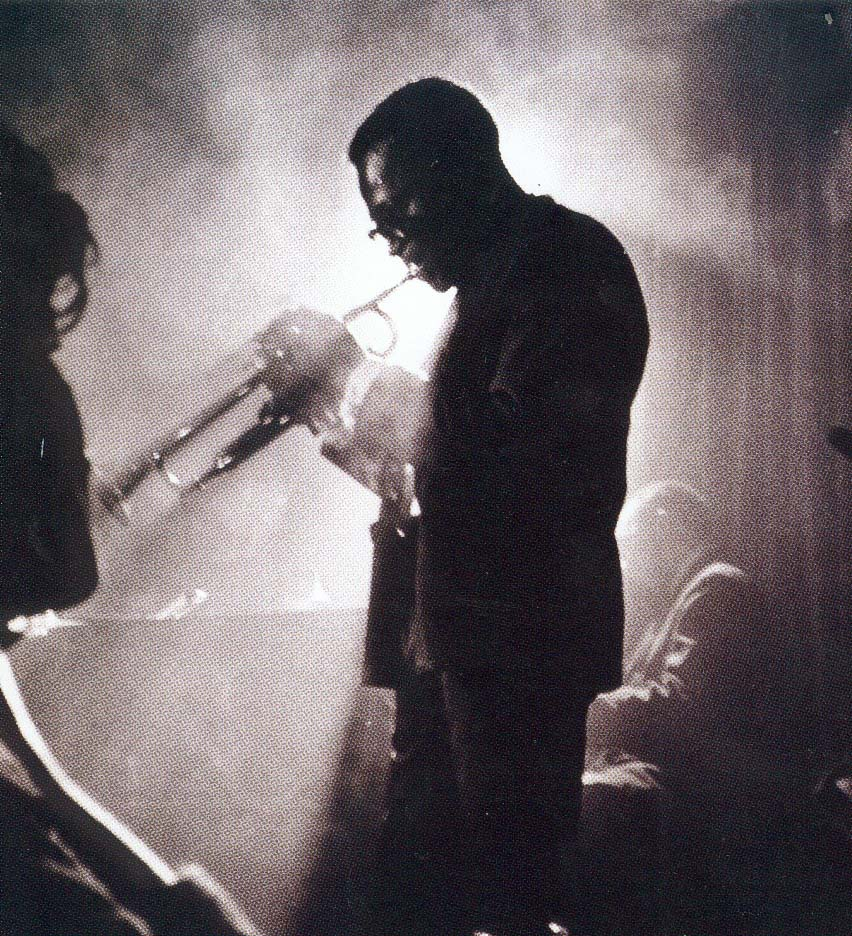 QUOTE:  Miles Davis