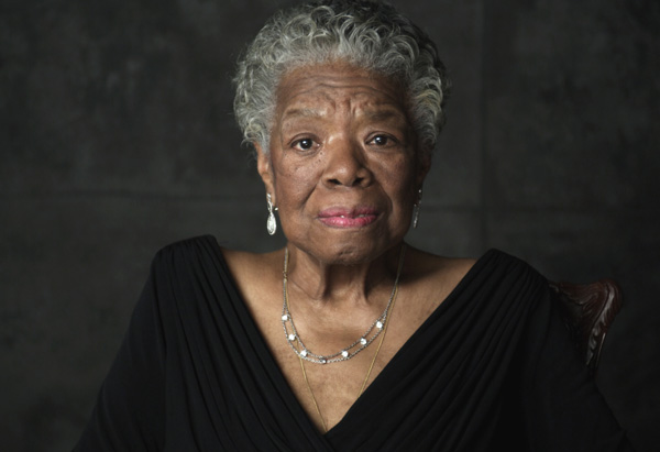 QUOTES:  Maya Angelou