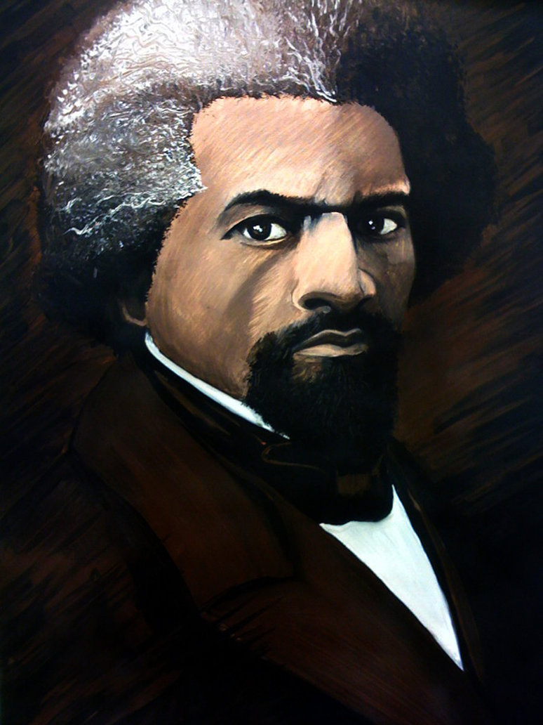 QOUTE:  Frederick Douglass