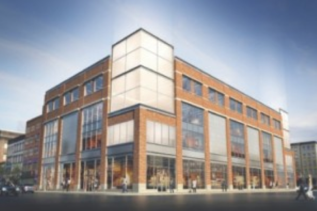 Coming to Harlem - 100,000 Square Foot Development