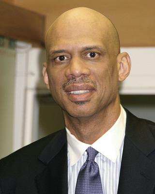 Kareem Abdul-Jabbar aka Lew Alcindor
