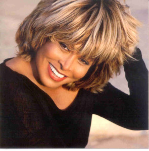 "QUOTE:  Tina Turner ""when you're free"""