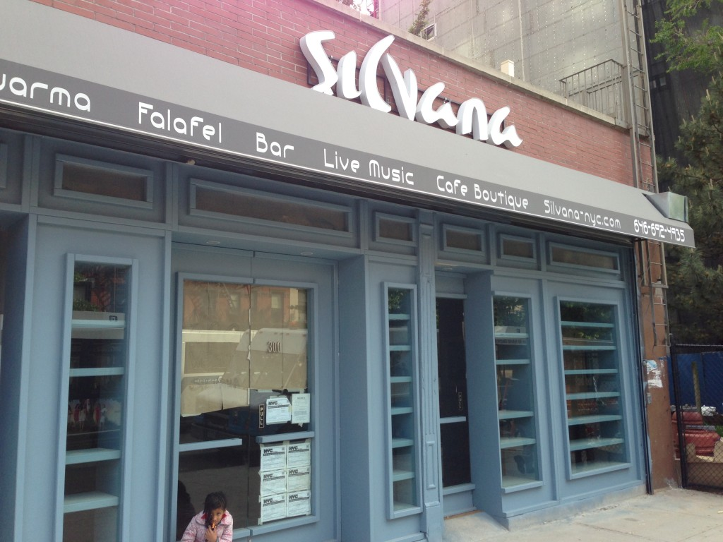 Silvana Opens This Week in Harlem
