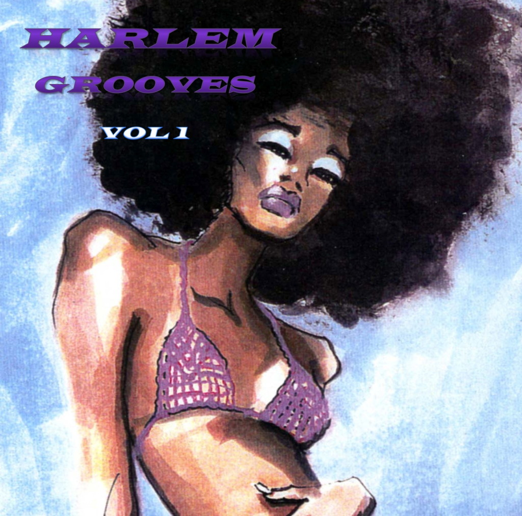 HARLEM GROOVES (VOL 1 & 2) Music and Art Series
