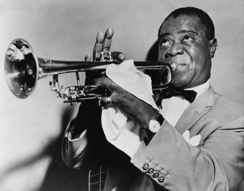 Sunday Jazz Corner With Louis Armstrong