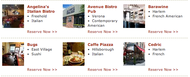 Harlem 39 s hottest restaurants now available for opentable for Table 52 restaurant week menu 2013