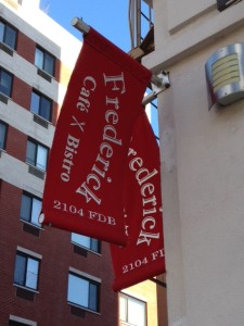 Restaurant review: Harlem's Frederick Cafe Bistro
